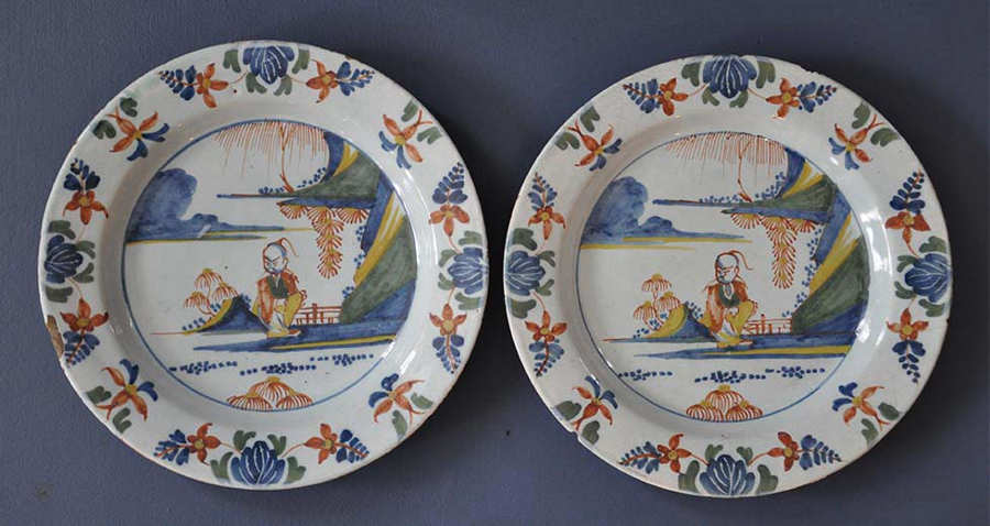 English Delft Plates : delft dinnerware sets - pezcame.com